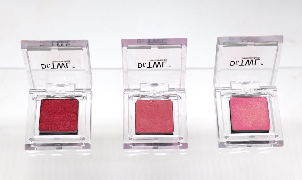 Cosmeceutical Feel Good Blush for different skin tone