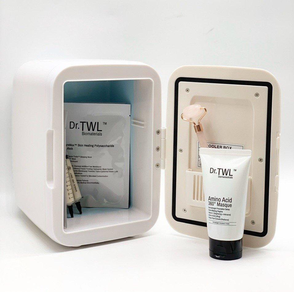 Beauty fridge - 360 Conscious Mask Bar for skin
