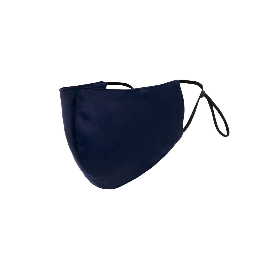 OSMIUM BLUE Fabric Face Mask