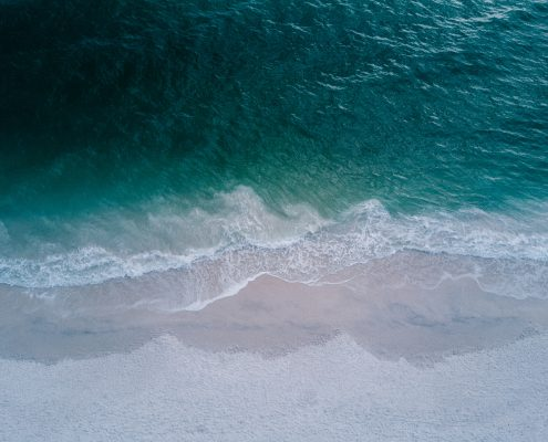 deep sea water for skin